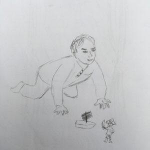 Глеб играет - Мое - Детская сказка