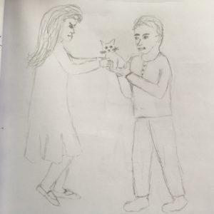 Забрала - Мое - детская сказка